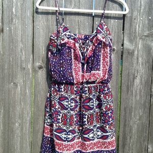 NWT accidentally in love strap dress